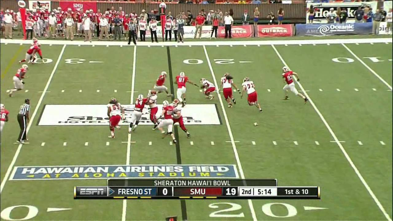 Margus Hunt vs Fresno State (2012)