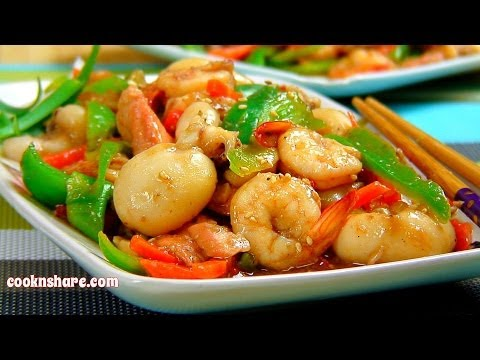 Spicy Seafood Recipe