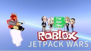PILOT DOWN! | JETPACK WARS | ROBLOX GAMEPLAY