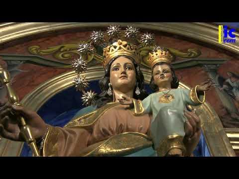 Nuevo Retablo y Presbiterio en Parroquia de María Auxiliadora de Pozo del Camino.