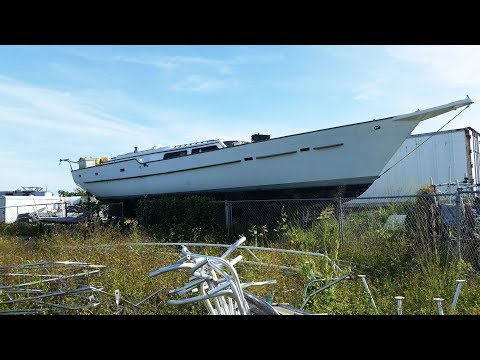 31. Dirt Cheap Fifty-Two Foot DREAM Yacht! Should We Buy? - Sailing Vessel Somnium