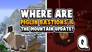 1.16: Piglin Bastions, Goats & A Nether Reset?