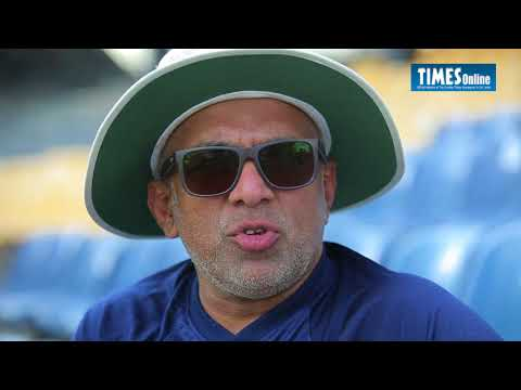 Sri Lanka's new national coach speaks to Times Online