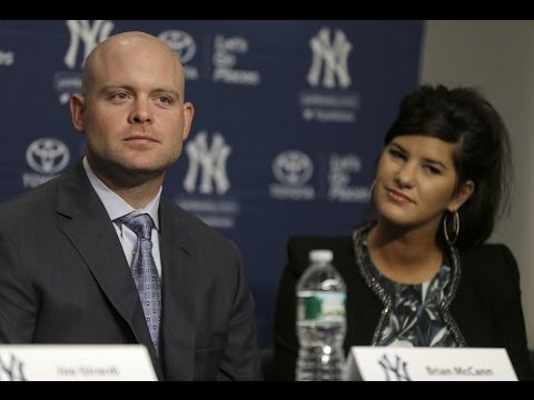 Video: Brian McCann press conference