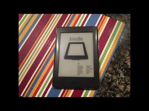 Amazon Kindle Paperwhite, 6