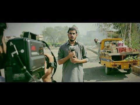 Struggles Of A Pakistani Reporter By Rakx Production & Our Vines New