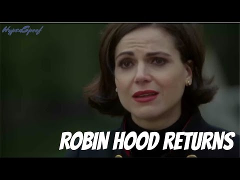 Once Upon a Time Season 6 Episode 10 | Robin Hood 's Back