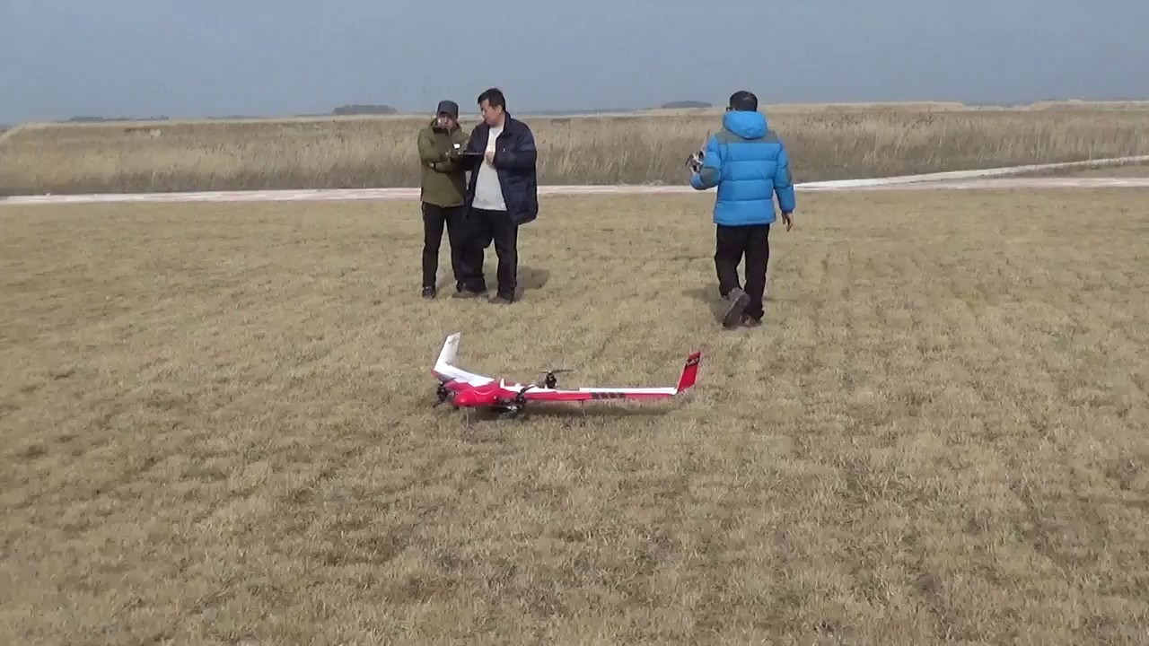 FireFly6 AutoMode 이륙 테스트 비행