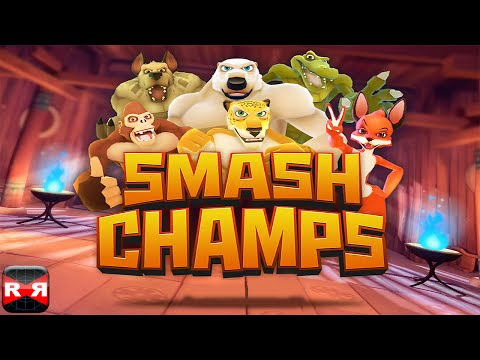 Smash Champs (by Kiloo) - iOS - iPhone/iPad/iPod Touch Gameplay (видео)