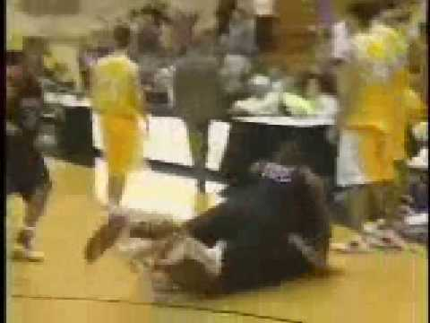 Most Amazing Basketball Full Court Shot