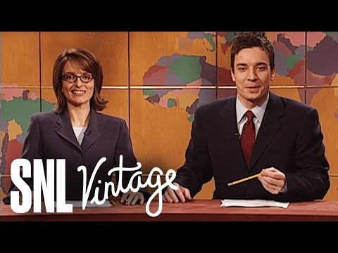 Weekend Update: Headlines from 3/17/01 - SNL