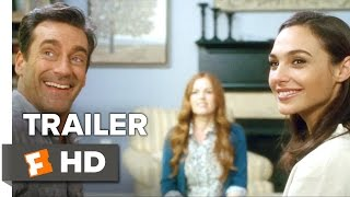 Nonton Keeping Up with the Joneses Official Trailer #1 (2016) - Isla Fisher, Gal Gadot Movie HD Film Subtitle Indonesia Streaming Movie Download