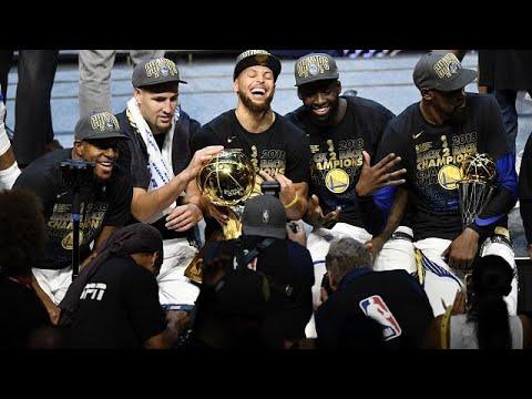 NBA: Ξανά πρωταθλητές οι Warriors του Στεφ Κάρι