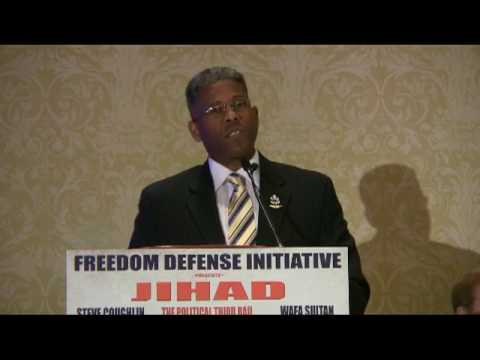 Rep. and former Colonel Allen West on the threat and enemy that is Islam!