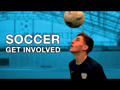 A college dropout from Dundee has told how playing football scored him a full-time job.