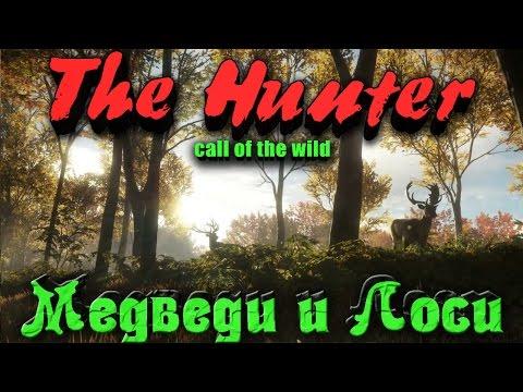 The Hunter Call of the Wild - Медведи и Лоси (видео)