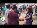Strangers tying Rakhi - Will you be my brother/sister?