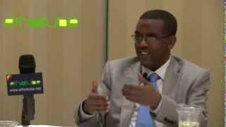 Ethiopia:  Presents Chairman Of Semayawi Party Eng. Yilkal Getnet | January 2014