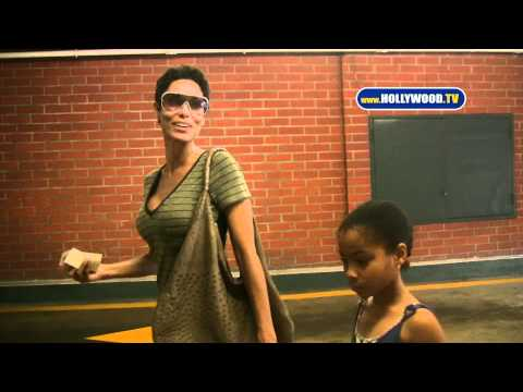 Nicole Murphy Keeps Body Fit, Personal Finance -- Not So Much
