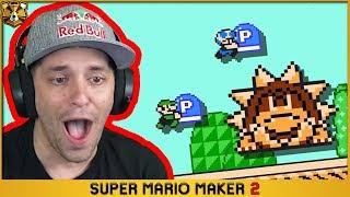 Video Does This Make Me A Bad Person? Super Mario Maker 2: Multiplayer #18 MP3, 3GP, MP4, WEBM, AVI, FLV September 2019