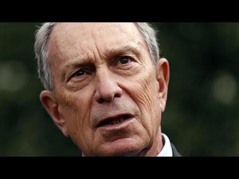 """ΗΠΑ: Δεν θα """"κατέβει"""" στις εκλογές ο πρώην δήμαρχος της Νέας Υόρκης Μάικλ Μπλούμπεργκ"""