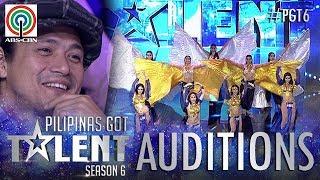 Video Pilipinas Got Talent 2018 Auditions: Angel Fire New Gen - Belly Dancing MP3, 3GP, MP4, WEBM, AVI, FLV April 2018