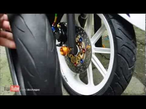 Vlog: Vee Rubber Tire Review (for Scooters) [tagalog]
