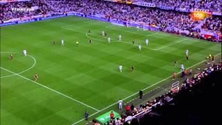 Gareth Bale auf der Überholspur gegen den FC Barcelona