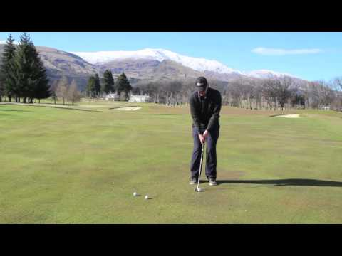 Millbrook Resort: Golf Lessons – How to master the pitch shot