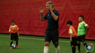 Learn to Train Grassroots Activities:Break Out lines