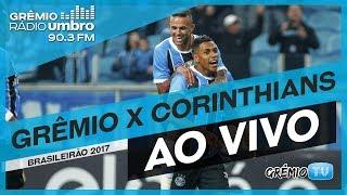 Confira ao vivo a transmissão da Grêmio Rádio Umbro da partida entre Grêmio e Corinthians válida pela 10ª rodada do Campeonato Brasileiro 2017. → Inscreva-se...