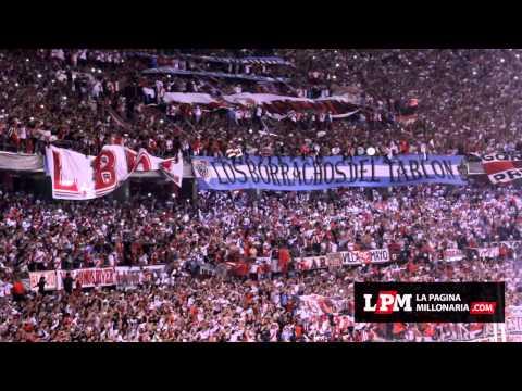 Video - Si querés dar la vuelta, no te quedes con ganas - Los Borrachos del Tablón - River Plate - Argentina