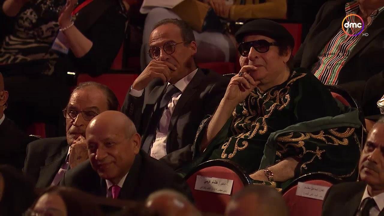 كلمة الفنان أحمد عبدالعزيز رئيس الدورة الـ12 من المهرجان القومي للمسرح المصري