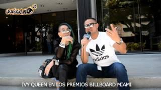 Ivy Queen @ Premios Billboard Miami (Entrevista) (2016) videos