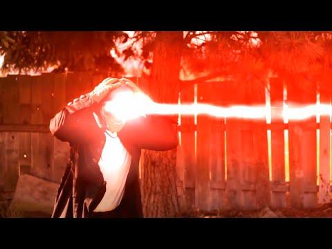 Cyclops energy beam VFX tutorial