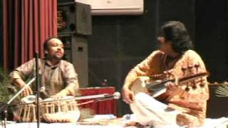 Pt. Joydeep Ghosh Playing Jhinjhoti On Sarod Part VI.mpg