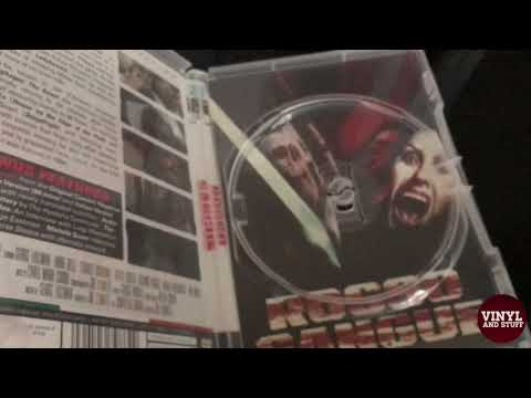 88 Films Unboxing Horror DVD Blu-Ray Haul