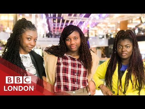 'I'm British but have no white friends' - BBC London