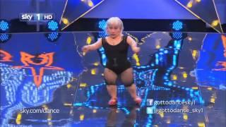 Got to Dance 4: Kiruna Audition
