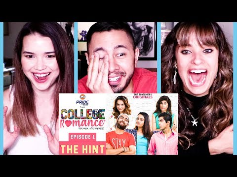 The Timeliners | COLLEGE ROMANCE | Episode 1 | Reaction!
