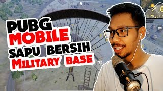 Video SAPU BERSIH MILITARY BASE - PUBG MOBILE INDONESIA MP3, 3GP, MP4, WEBM, AVI, FLV September 2018