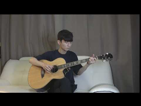 (Ed Sheeran) Happier  - Sungha Jung