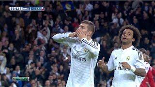 Toni Kroos vs Rayo Vallecano (H) 14-15 720p HD