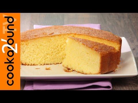 dolce morbido al limone - ricetta