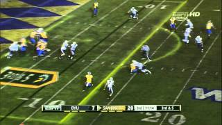 David Fales vs BYU (2012)