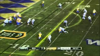 David Fales vs BYU (2012)
