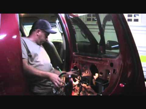 2002 Ford Explorer – Repairing the power window