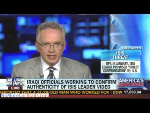 Ralph Peters: Obama's supporters would blame Bush for the Crucifixion, Black Death…