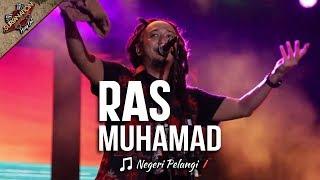 NEGERI PELANGI | RAS MUHAMAD [Live Konser MEI 2017 di INDRAMAYU, GOR SINGALODRA]