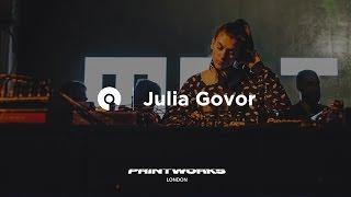 Julia Govor - Live @ Melt Festival x Printworks London 2017